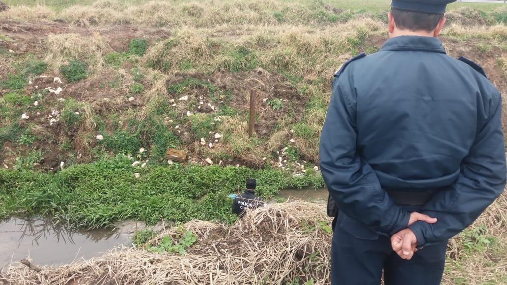 Homem é encontrado morto dentro de valeta no bairro Cajuru