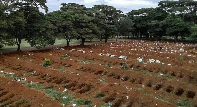 Abril termina com quase 6 mil mortos e mais de 85 mil casos da Covid-19 no Brasil