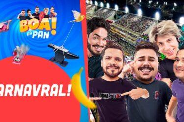 O BOA DA PAN! Ao Vivo | 24/02/2020