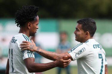 Zé Roberto revela que foi responsável por fazer Dudu mudar de ideia e assinar com o Palmeiras