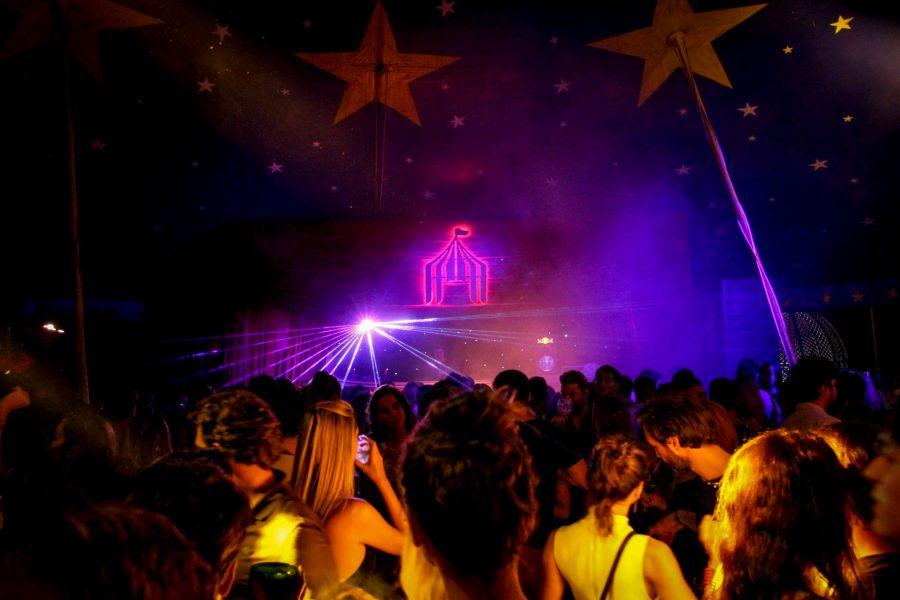Festa O Circo reúne exclusividade e boa música em edição especial nesta sexta