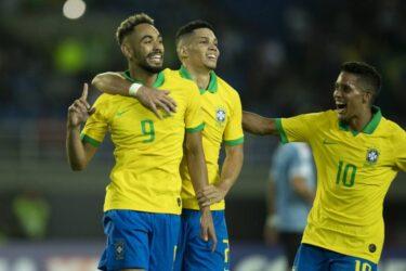 Brasil encara a Bolívia de olho em classificação antecipada no Pré-Olímpico
