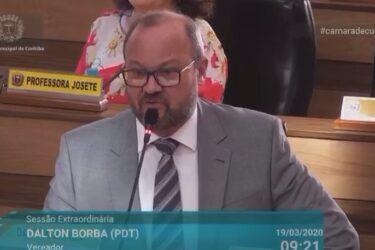 Vereadores de Curitiba cobram explicações da Secretaria de Saúde