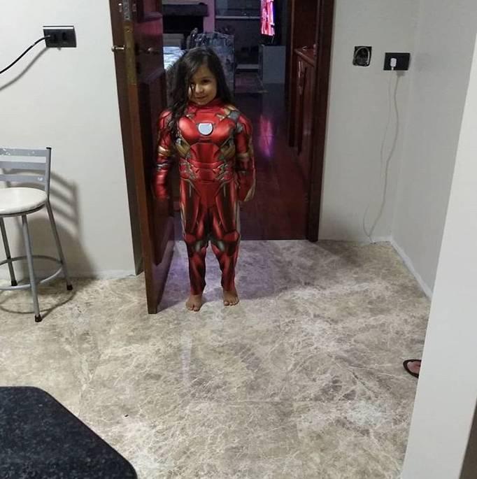 Davi Gabriel Franco da Rosa, de apenas quatro anos.(Foto: reprodução redes sociais)