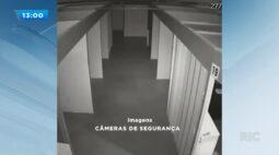 Furtaram objetos: delegacia de Cambé procura criminosos