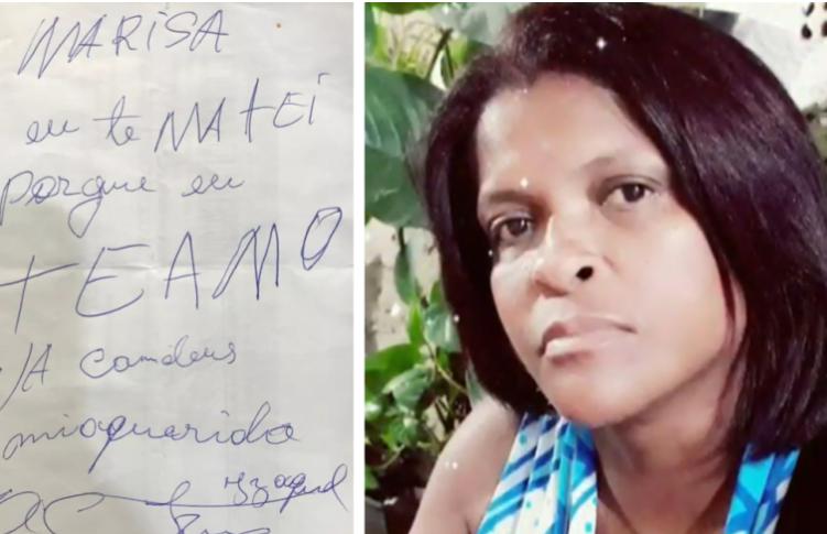 Idoso que deixou cartas ao lado do corpo da esposa, agora, nega o crime