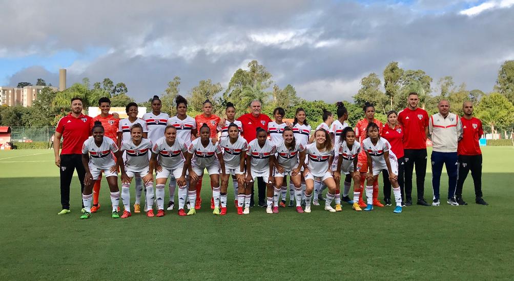 São Paulo vence o Corinthians pelo Brasileirão Feminino