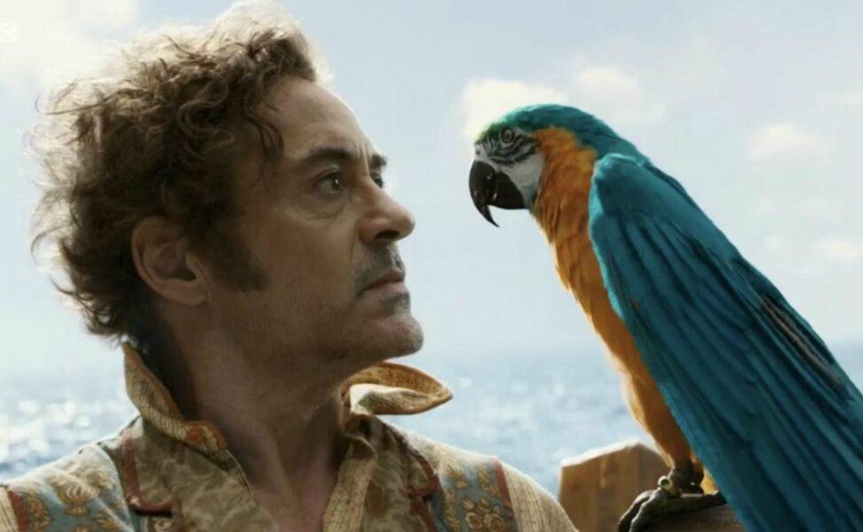 Robert Downey Jr revive o famoso veterinário que conversa com os animais