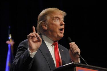 Trump reforça posição contra imigração ilegal