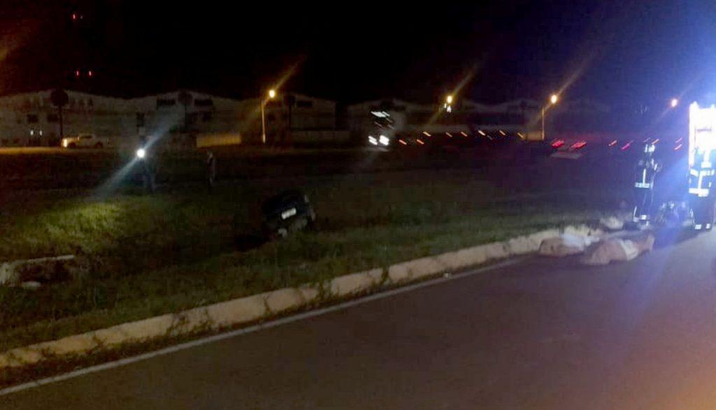 Casal morre em capotamento no Contorno Sul em Curitiba