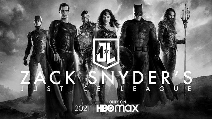 Versão de corte de Zack Snyder da Liga da Justiça é confirmado pra 2021