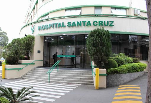 Hospital Santa Cruz disponibiliza drive-thru para teste rápido de COVID-19