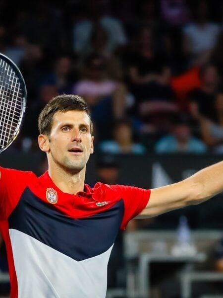 Nadal e Djokovic estreiam com vitória na ATP Cup