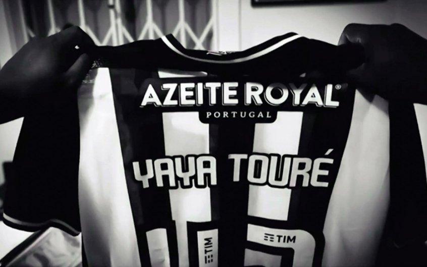 Botafogo muda postura após negociação frustrada com Yaya Touré