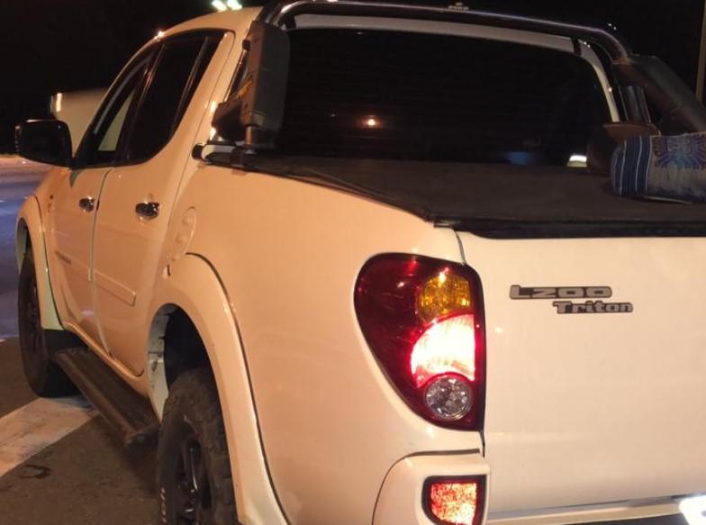 Em menos de 8 horas, PRF recupera 2 veículos clonados na região metropolitana de Curitiba