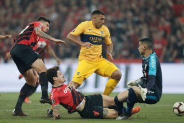 Na disputa: Tiago Nunes confia em vitória do Athletico diante do Boca Juniors