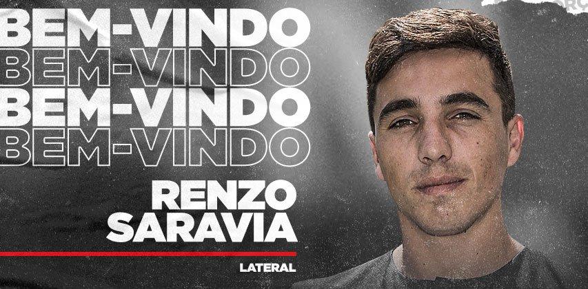 Inter anuncia contratação de lateral direito ex-Racing e Porto