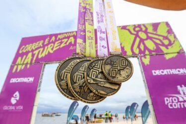 Ilha do Mel recebe desafio para todos os níveis de corredores em março