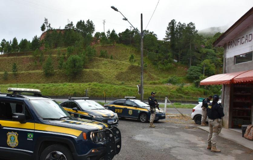 Empresário suspeito de envolvimento com assalto a ônibus é preso na Grande Curitiba