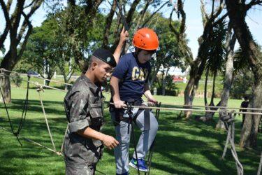 Semana do Exército tem atrações no parque Barigui