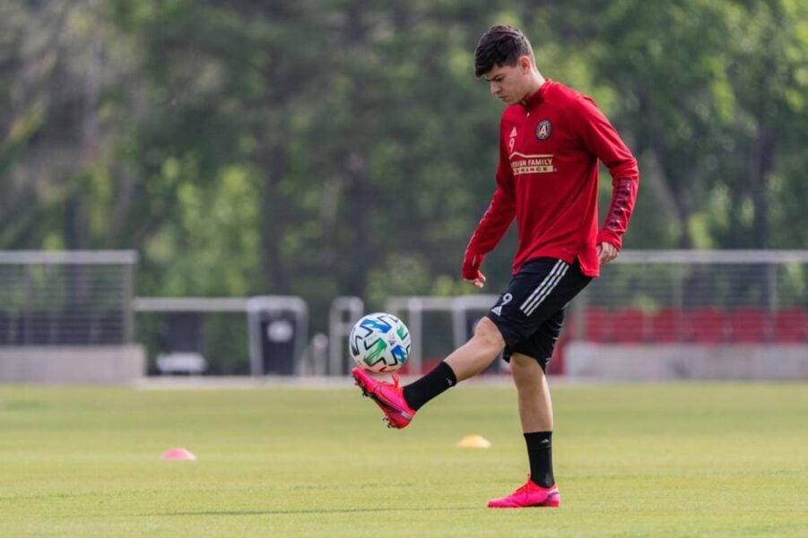 Matheus Rossetto enaltece postura do Atlanta United no retorno aos treinos