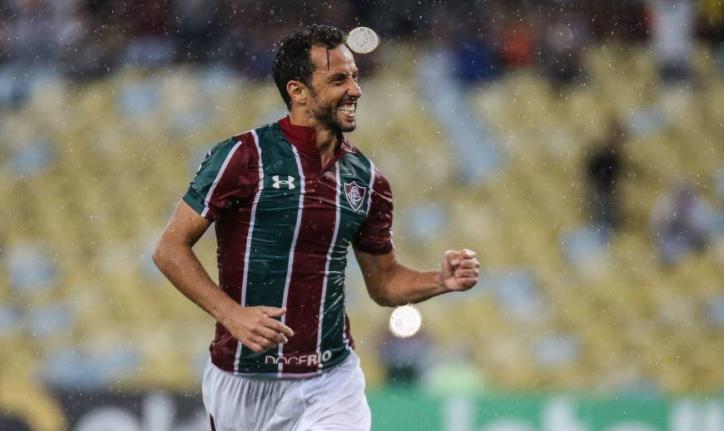 Nenê torce por acerto de Fred com o Fluminense