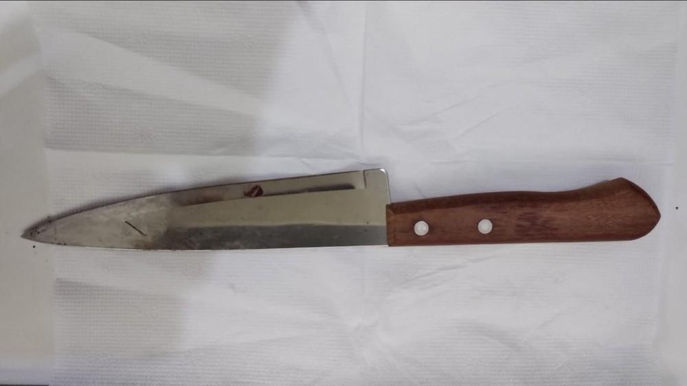 'Corretivo' na irmã mais nova levou um irmão a matar o outro a facadas em Agudos do Sul