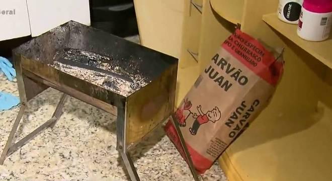 Família morre asfixiada ao tentar usar churrasqueira para se aquecer do frio