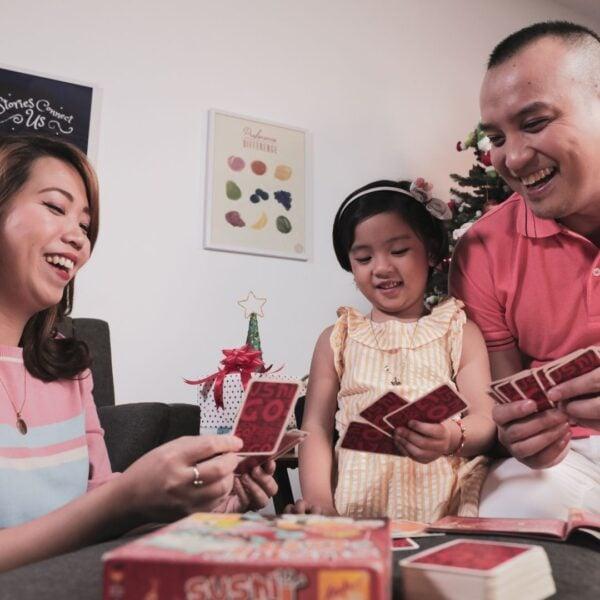 Famílias em tempo de quarentena
