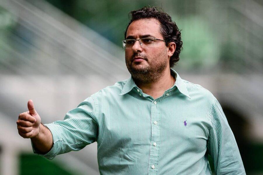 Alexandre Mattos já está em BH e deve ser anunciado como diretor do Cruzeiro