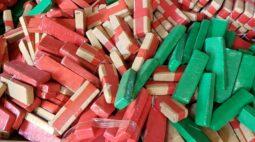Polícia Civil incinera 4 toneladas de drogas em Cascavel