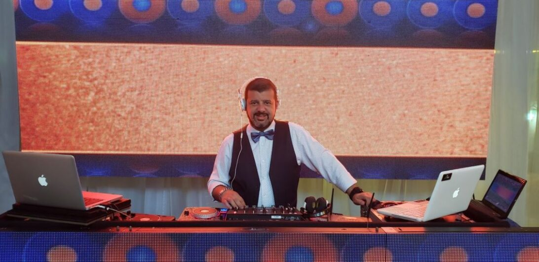 Don't stop the music: conheça o DJ Terry
