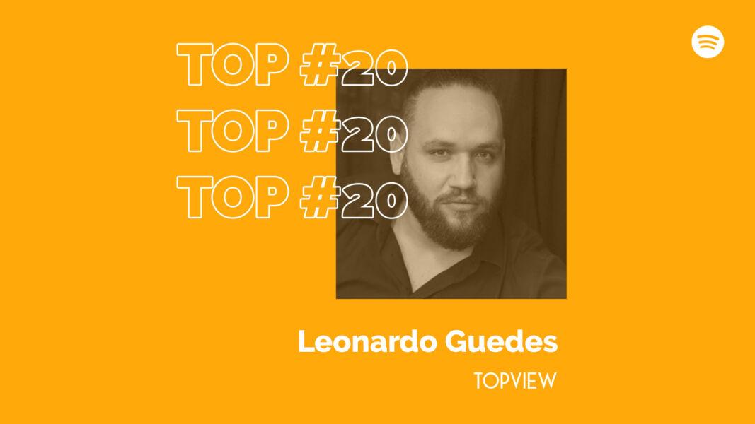 PLAYLIST DOS COLUNISTAS: Leonardo Guedes seleciona músicas para aumentar a frequência!