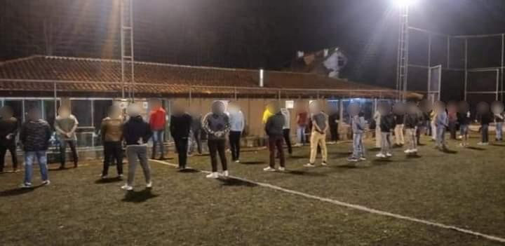 Organizadores são presos em festa clandestina com 150 pessoas em Colombo