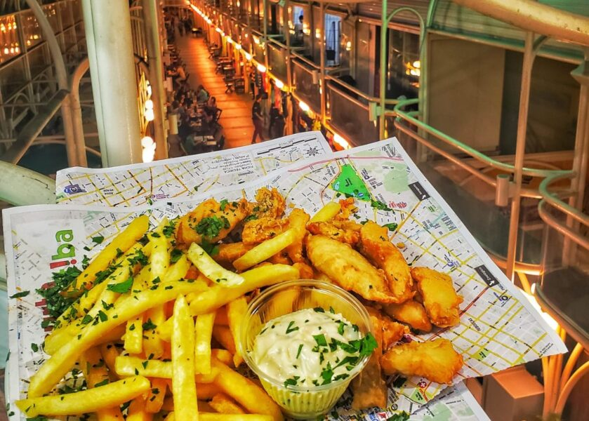 Rua 24 Horas promove Festival do Fish and Chips