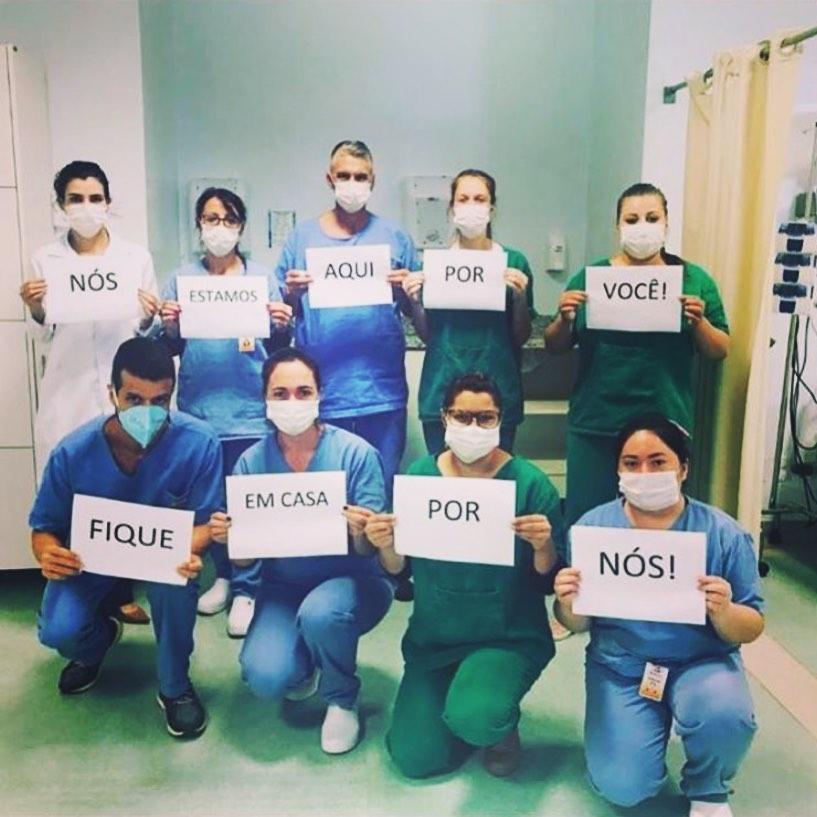 fique em casa campanha médicos (2)