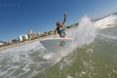 Matinhos recebe a primeira etapa do Circuito Paranaense de Surf Amador