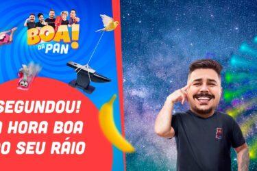 O BOA DA PAN! Ao Vivo | 17/02/2020