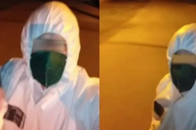 Homem leva pânico com notícia falsa do coronavírus e acaba na delegacia na RMC