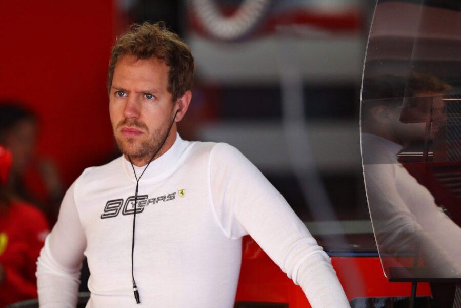 Vettel lamenta último lugar no grid em Hockenheim: 'Gosto muito amargo'