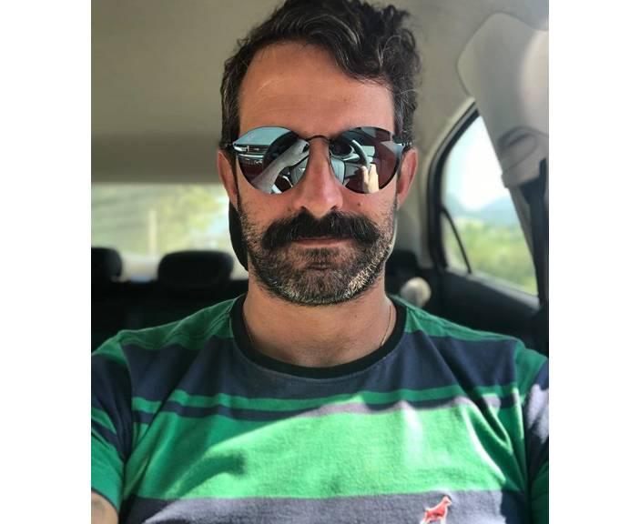 Ex-galã global vira motorista de aplicativo no Rio de Janeiro
