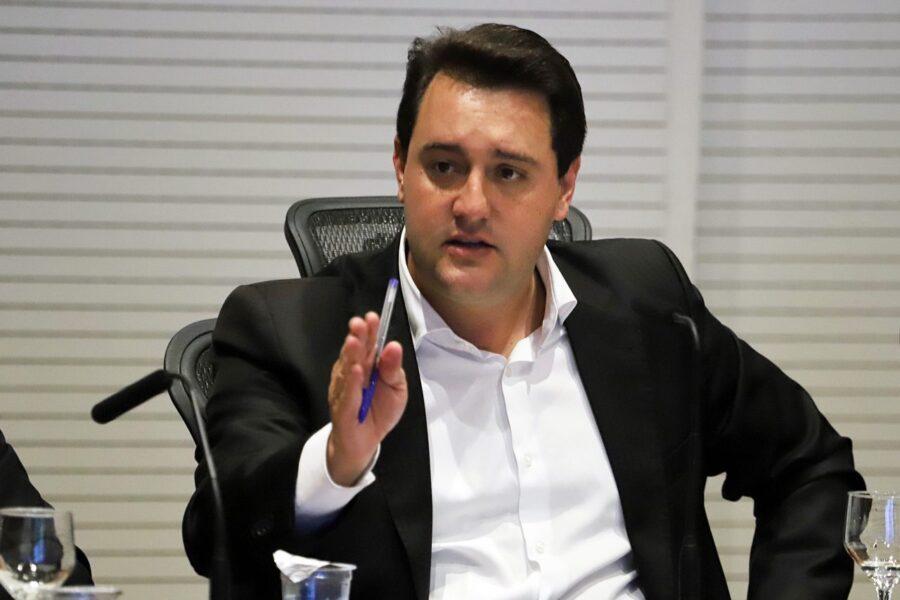 Ratinho Junior faz balanço do primeiro ano de governo