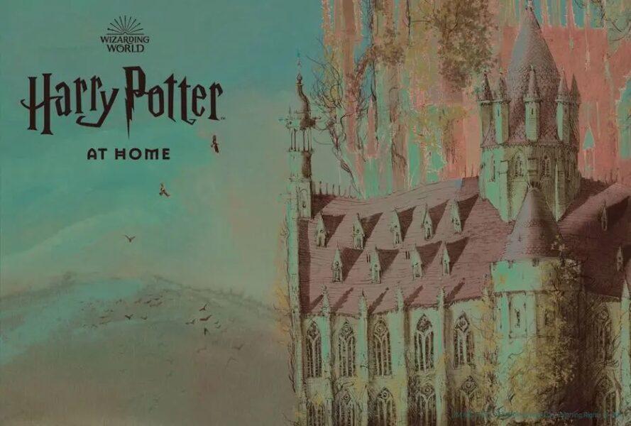 Autora cria site 'Harry Potter at Home' com conteúdo para quarentena e libera acesso a um livro