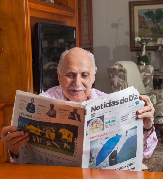 Homenagem a Mário Petrelli: pai, amigo, conselheiro e empreendedor