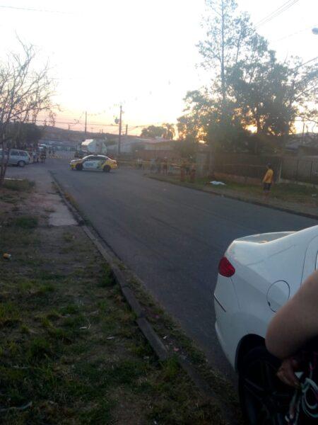 Homem é executado a tiros em Fazenda Rio Grande