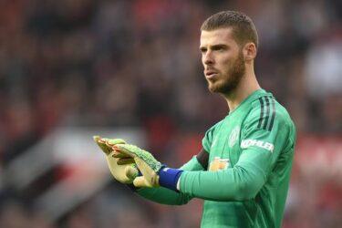 De Gea renova contrato e se torna atleta mais bem pago do Manchester United