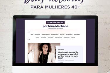 Jornalista cria plataforma para difundir boas notícias para mulheres 40+
