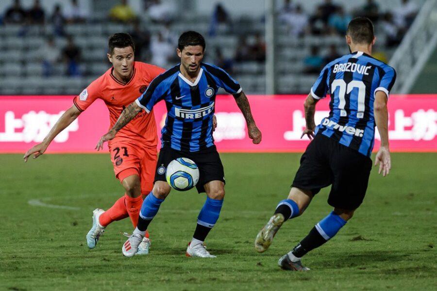 Sem Neymar, PSG perde torneio amistoso para a Inter de Milão nos pênaltis