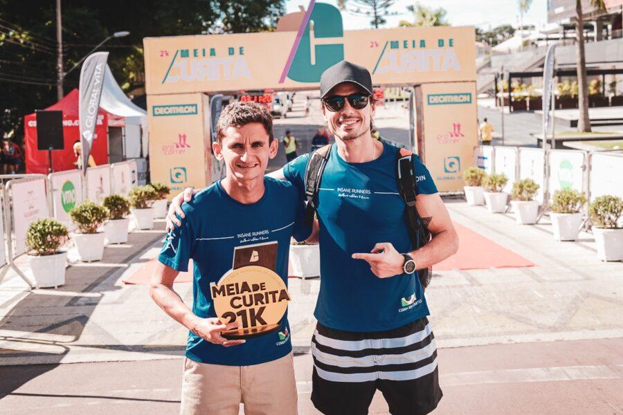 Conheça a história do maratonista que busca índice olímpico com apoio de empresários paranaenses