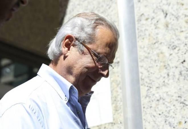 José Dirceu é transferido para Complexo Médico Penal em Pinhais